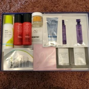 Hair Care Samples